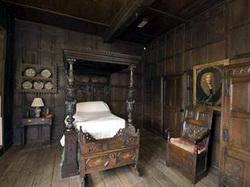 Tudor Interiors The Tudor Dollhouse Project